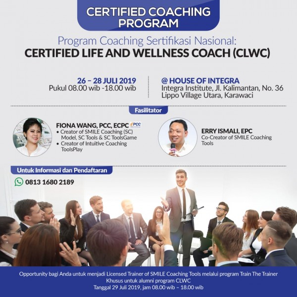 Certified Life & Wellness Coach